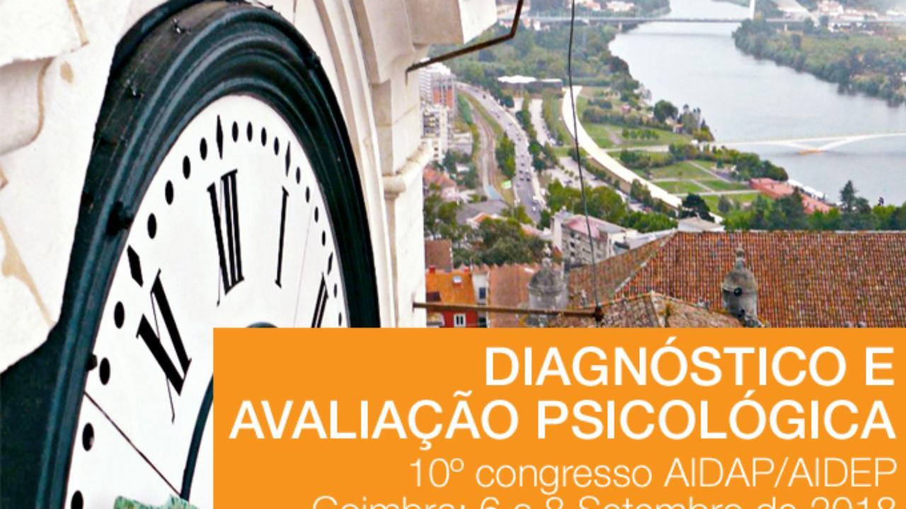 10º congresso AIDAP/AIDEP: Diagnóstico e avaliação psicológica
