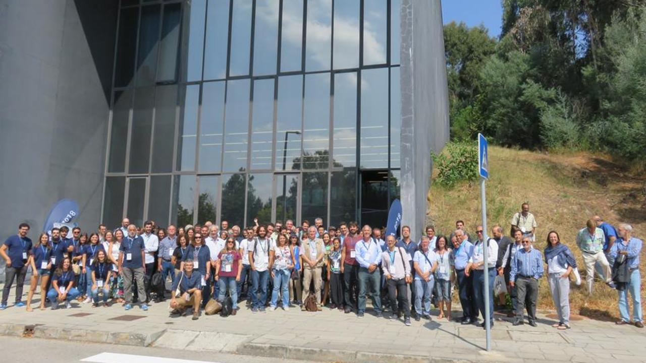 Grupo participante no MIA18