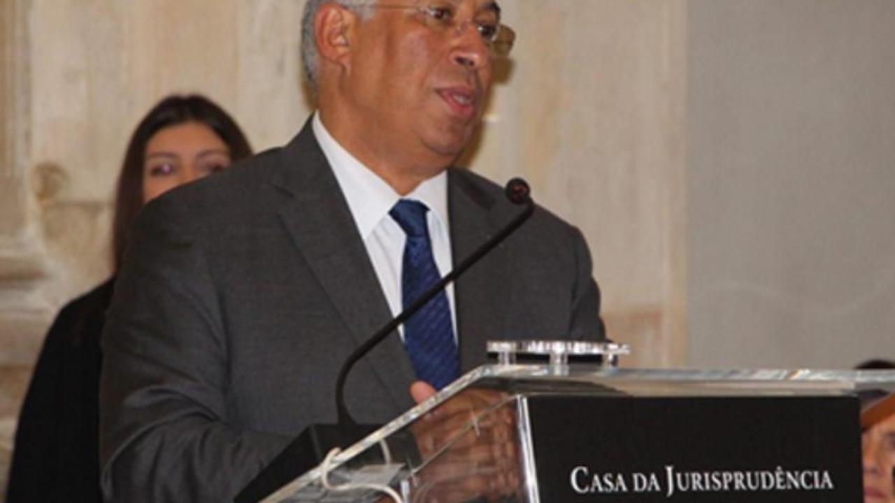 Inauguração do Colégio da Trindade / Casa da Jurisprudência pelo Senhor Primeiro Ministro no dia 25 de Outubro