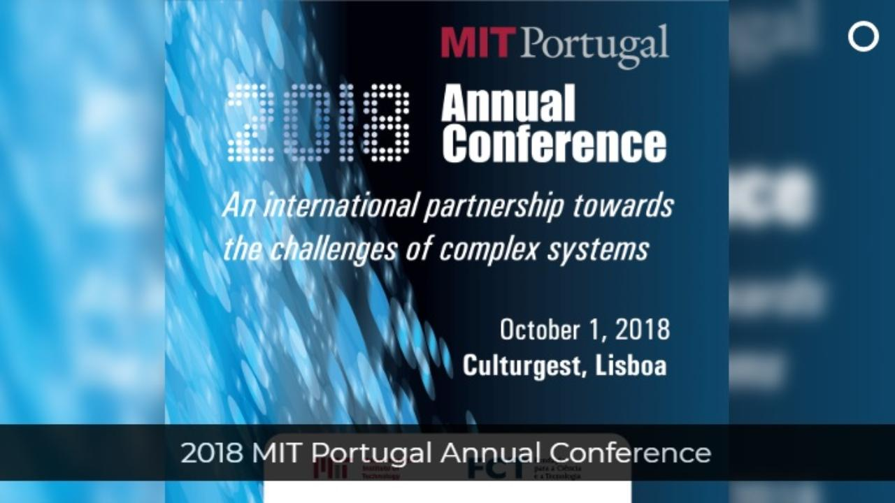 MIT Portugal conference