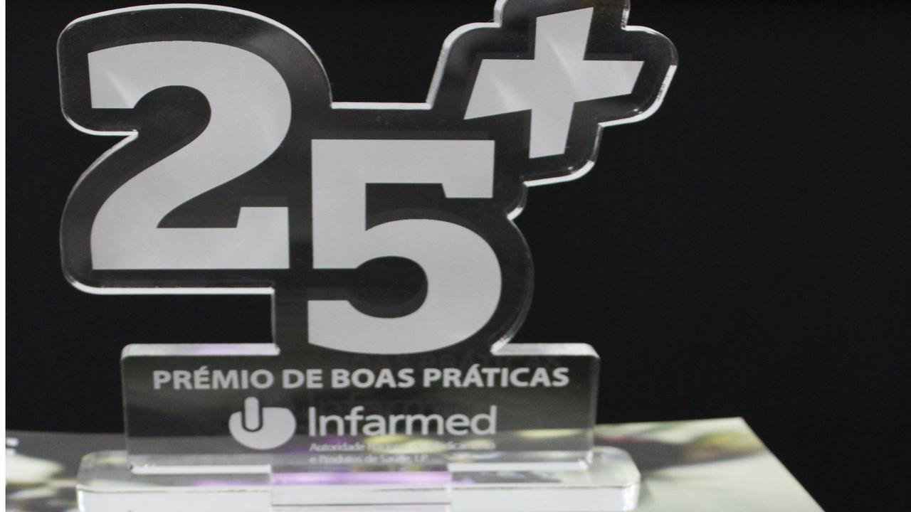 Prémio Boas Práticas Infarmed 25+