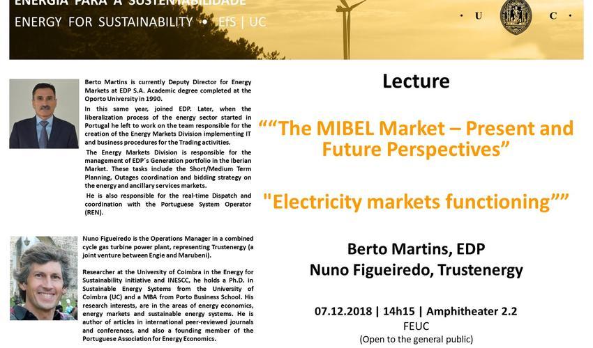 Public Lecture | 07.12.2018