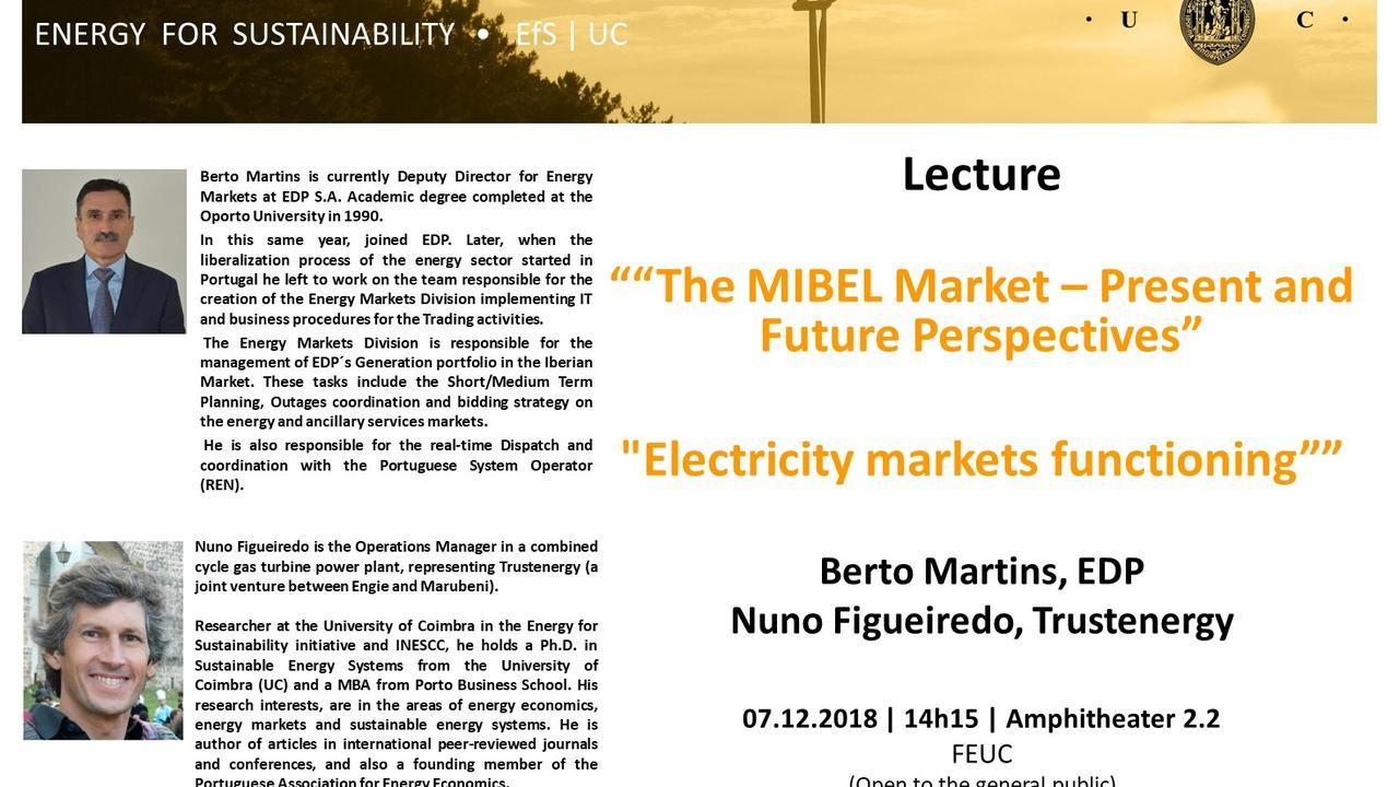 Public Lecture   07.12.2018