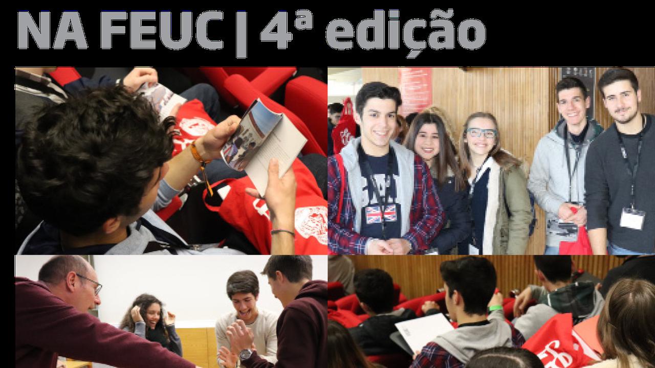 4.ª Edição do Dia Aberto na FEUC