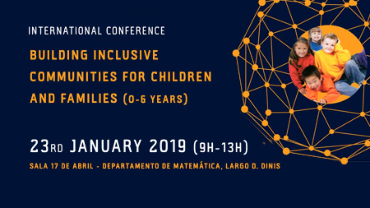 International Conference Building Inclusive Communities for Children and Families