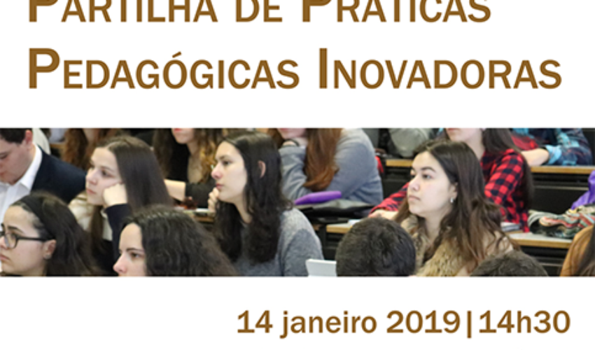 2º conversa em torno de Práticas Pedagógicas Inovadoras - 14 de janeiro