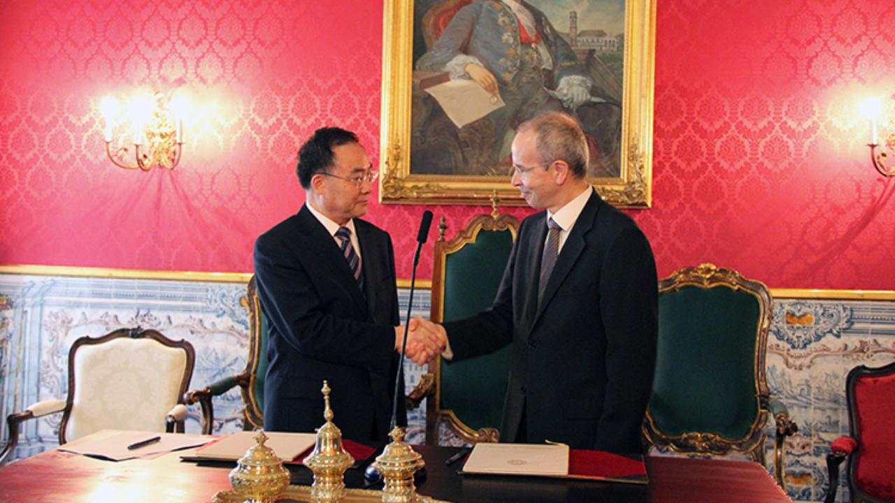 Agreement between UC and the Chinese Academy of Social Sciences opens doors to further cooperation and exchange