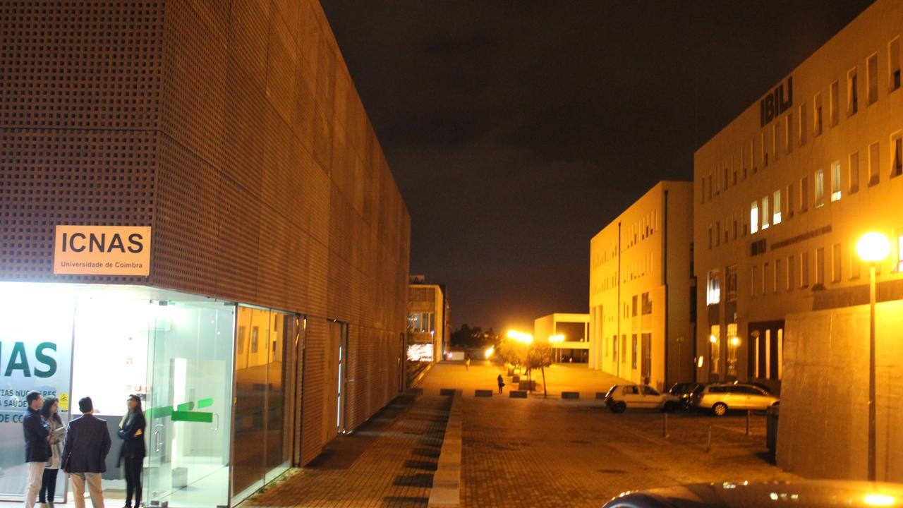 ICNAS à noite