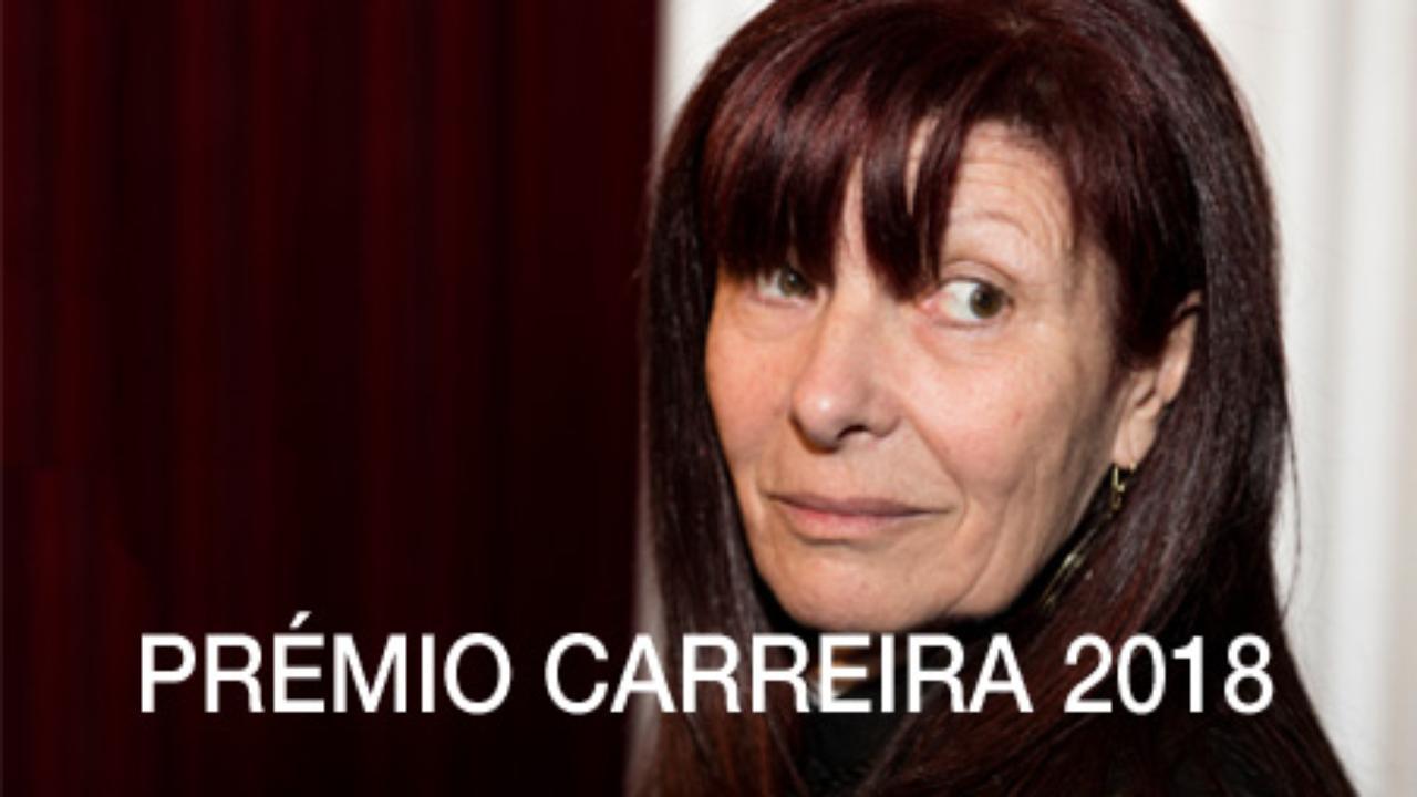 PRÉMIO CARREIRA 2018