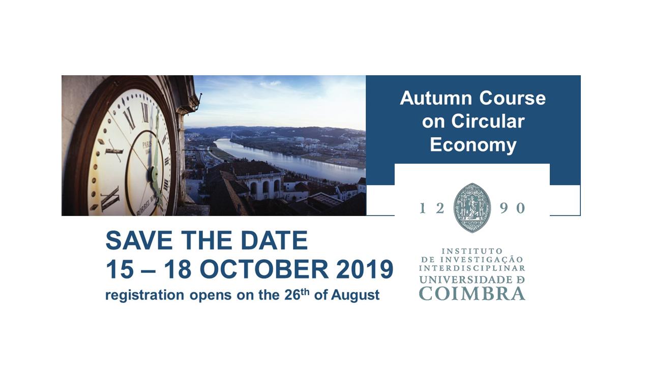 Curso Outono - Economia Circular