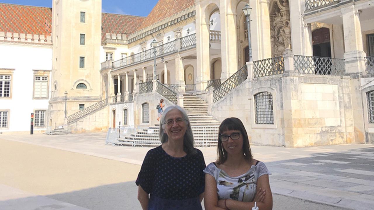 Catarina Providência and Helena Pais