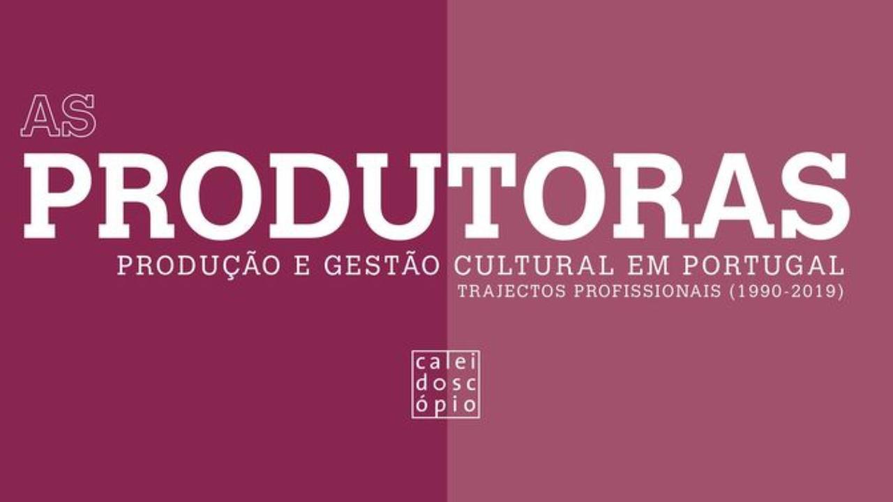 """Livro """"As Produtoras"""""""