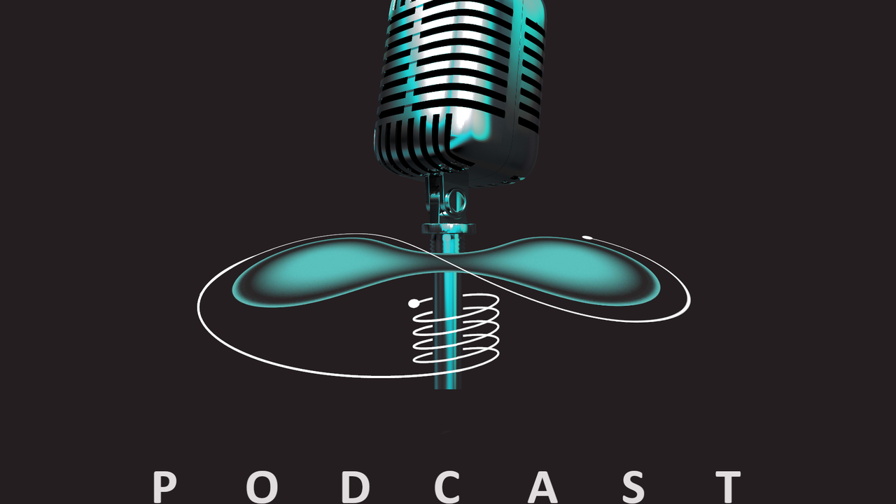 Podcast-logotipo