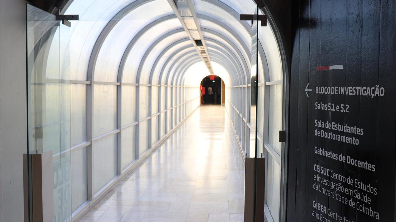 Túnel da FEUC