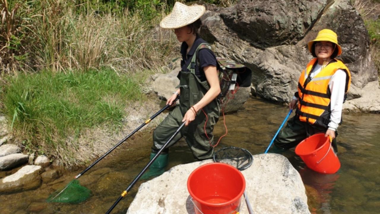 Pesca elétrica -província de Zhejiang - projecto colaborativo China - Europa