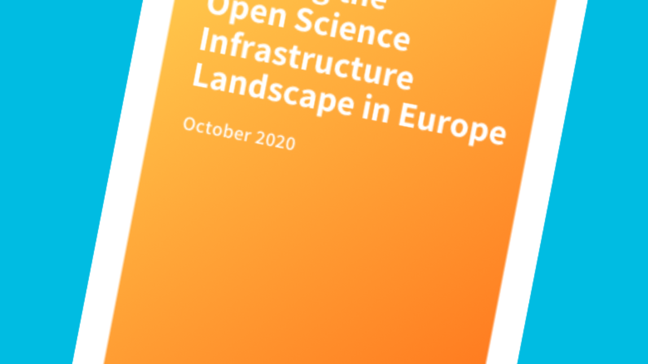 Relatório publicado pela SPARC Europe 2020 acolhe dados de 120 infraestruturas