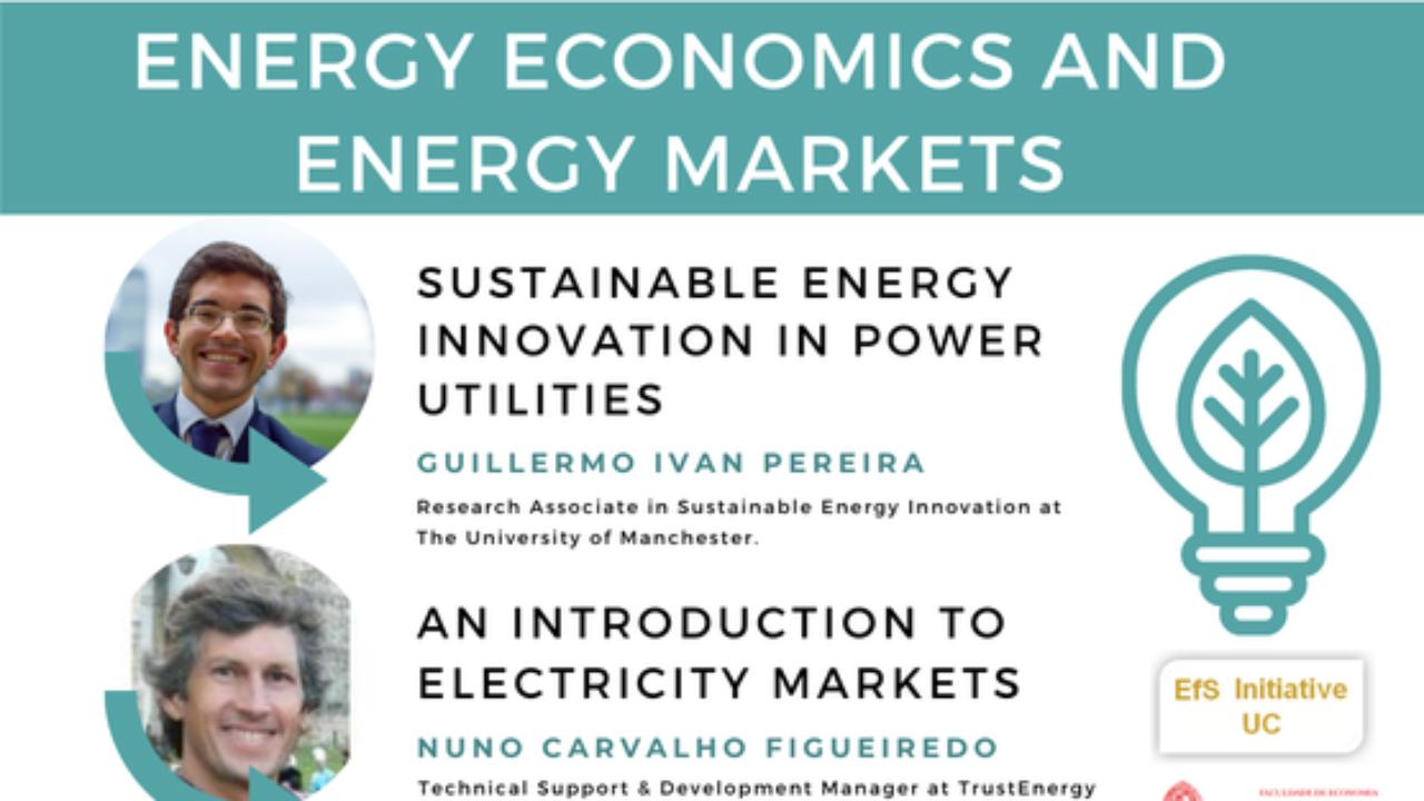 Energy Economics and Energy Markets