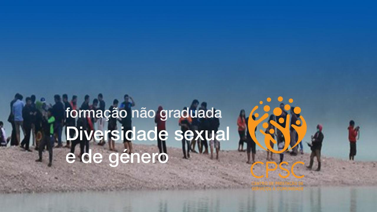 formação não graduada: Diversidade sexual e de género
