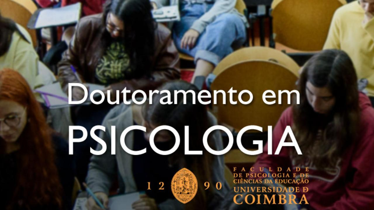 Candidaturas ao Doutoramento em Psicologia
