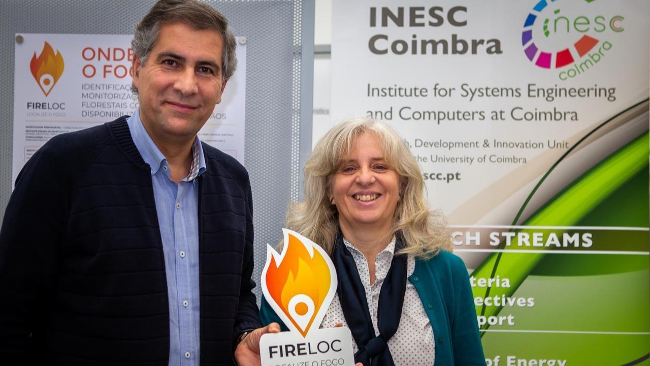 Alberto Cardoso e Cidália Fonte
