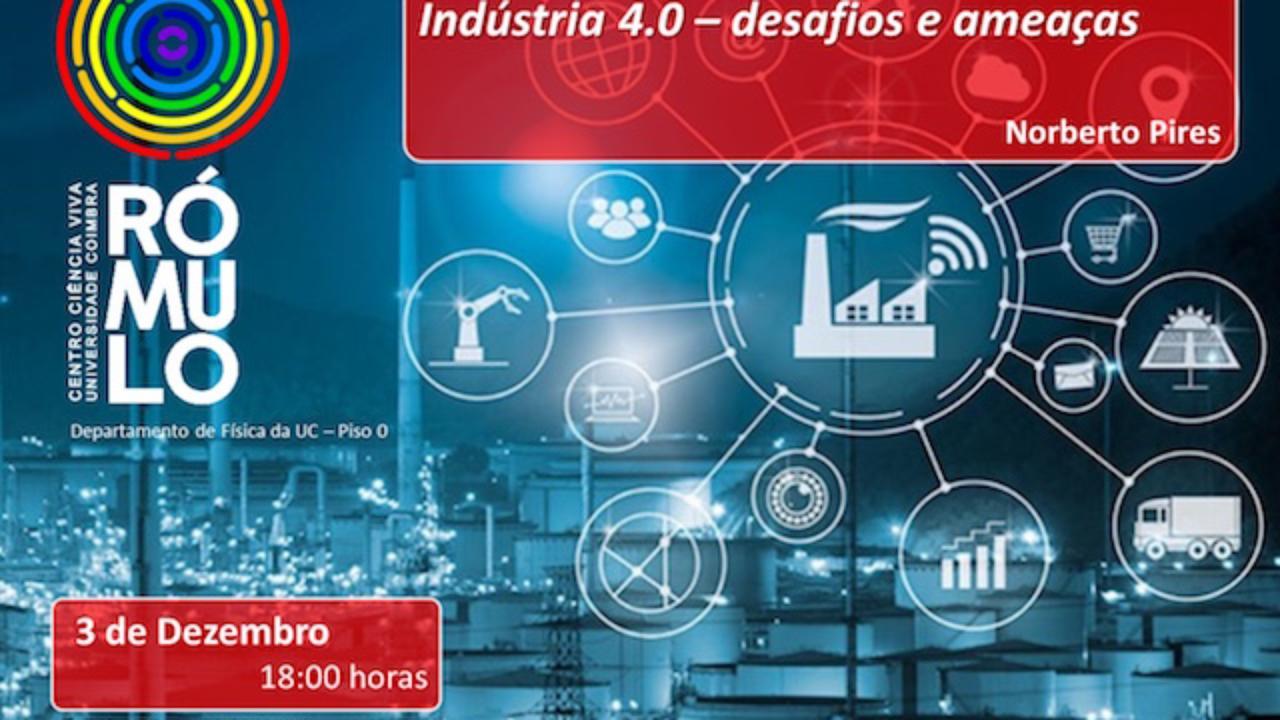 Indústria 4.0 - Desafios e Ameaças