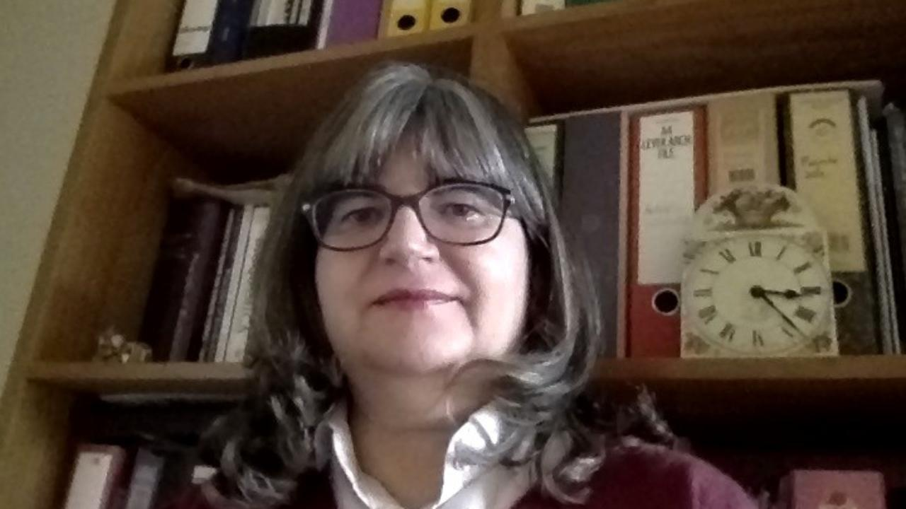 Profª. Dra. Ana Maria Teixeira