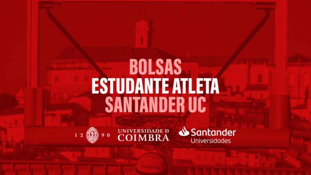 Bolsas Estudante Atleta Santander UC