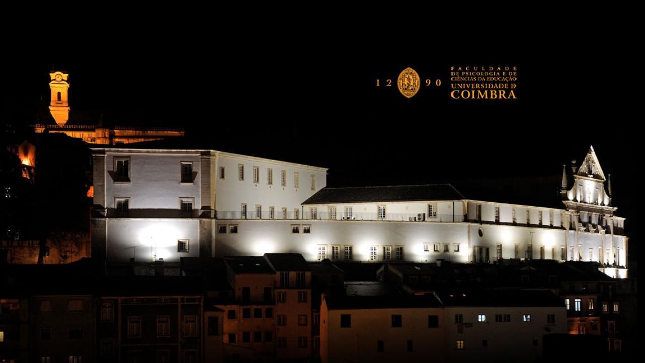 A FPCE-UC distingue os seus melhores alunos ano letivo 2018/2019