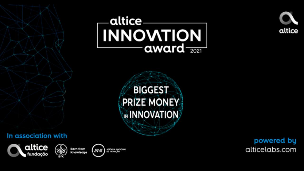 Altice International Innovation Award