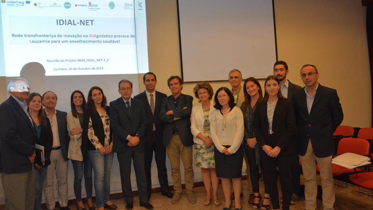 Grupo de Investigadores do Projeto Ideal-Net