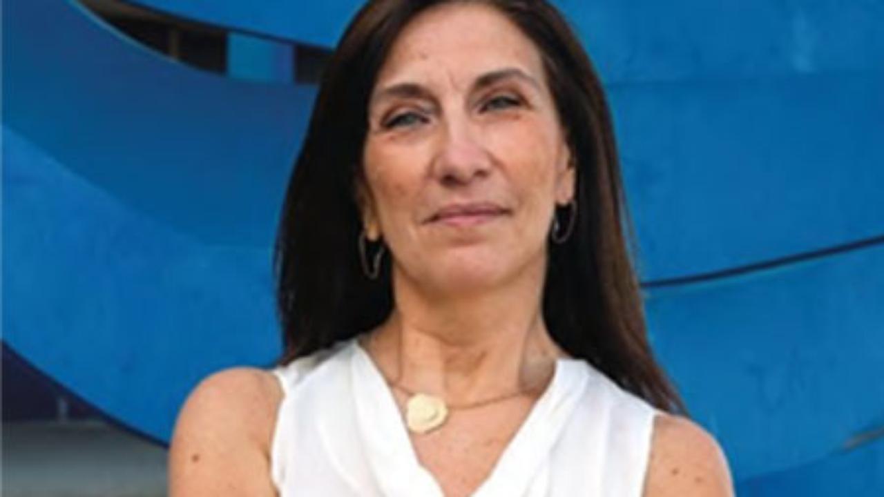 Professora  Maria Filomena Gaspar