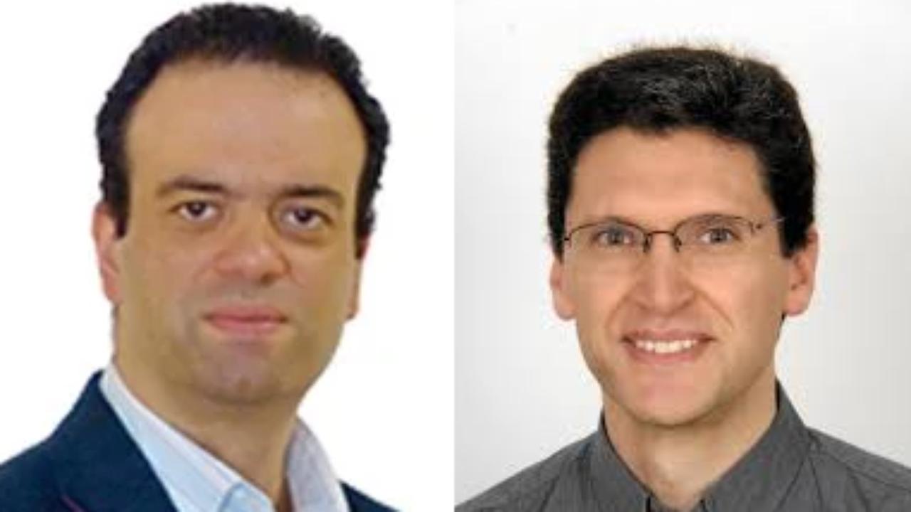 Tiago Sequeira e Pedro Bação