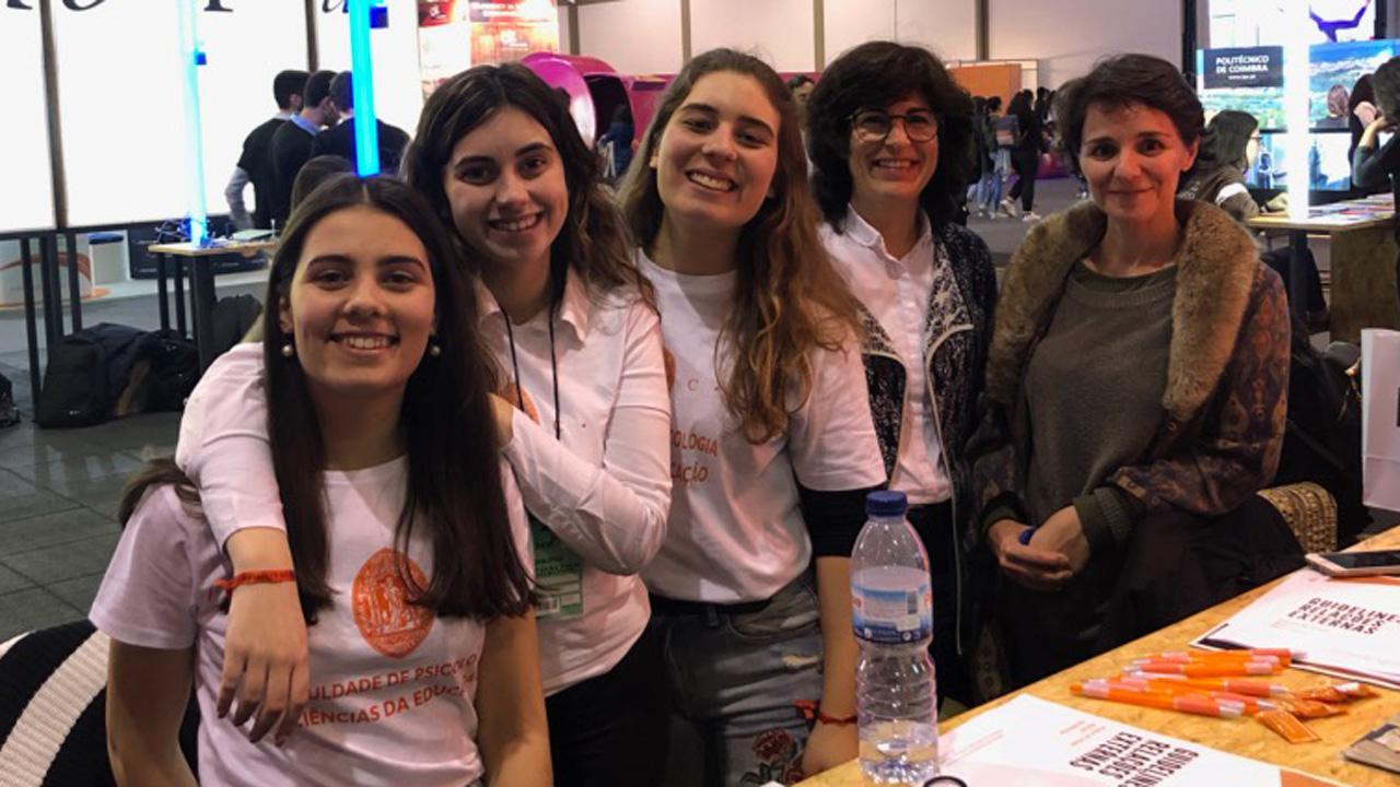 A Faculdade de Psicologia e de Ciências da Educação da Universidade de Coimbra está na Qualifica 2019