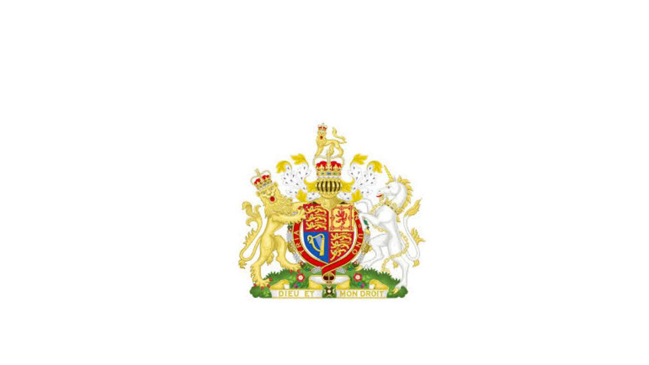 Brasão do Reino Unido