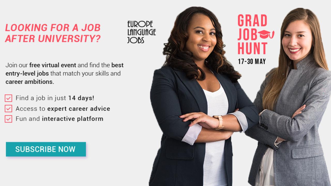 Grad Job Hunt