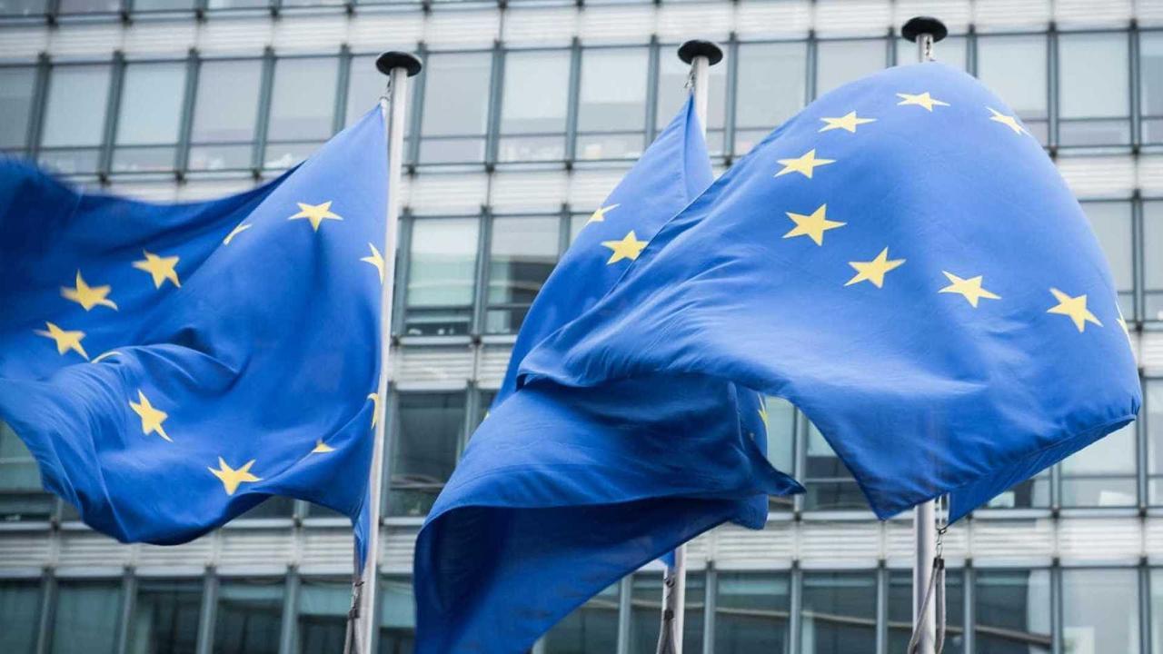 Bandeiras da UE