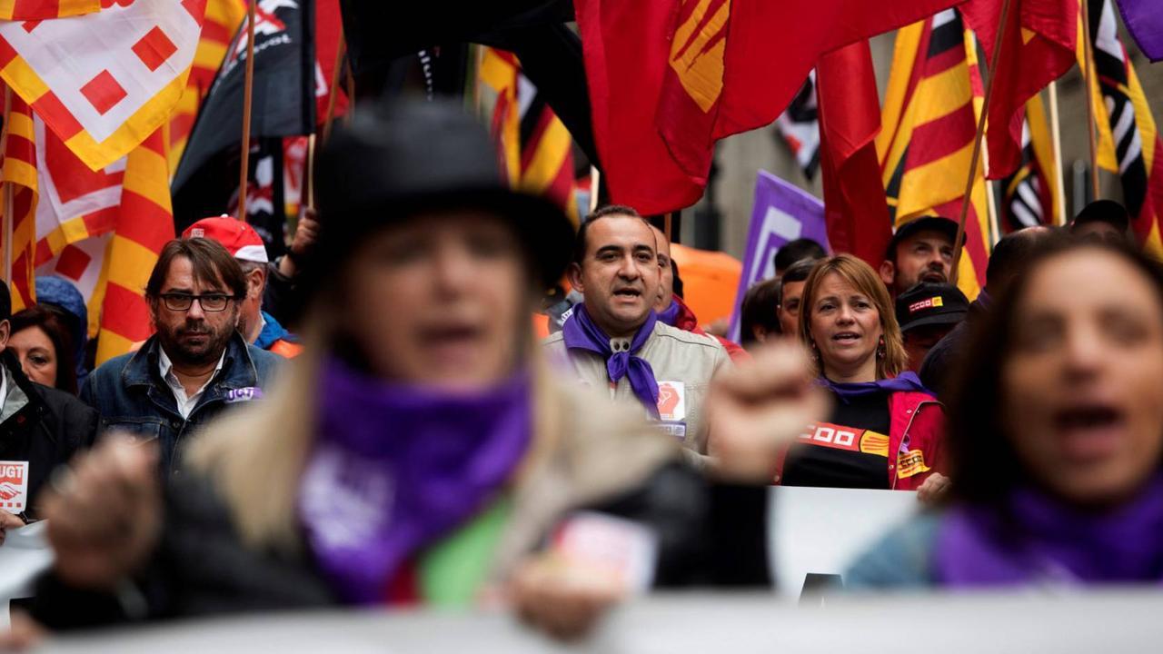Trabalho e sindicalismo em Espanha