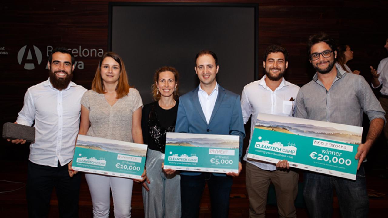 Cleantech Camp 2019 Awards