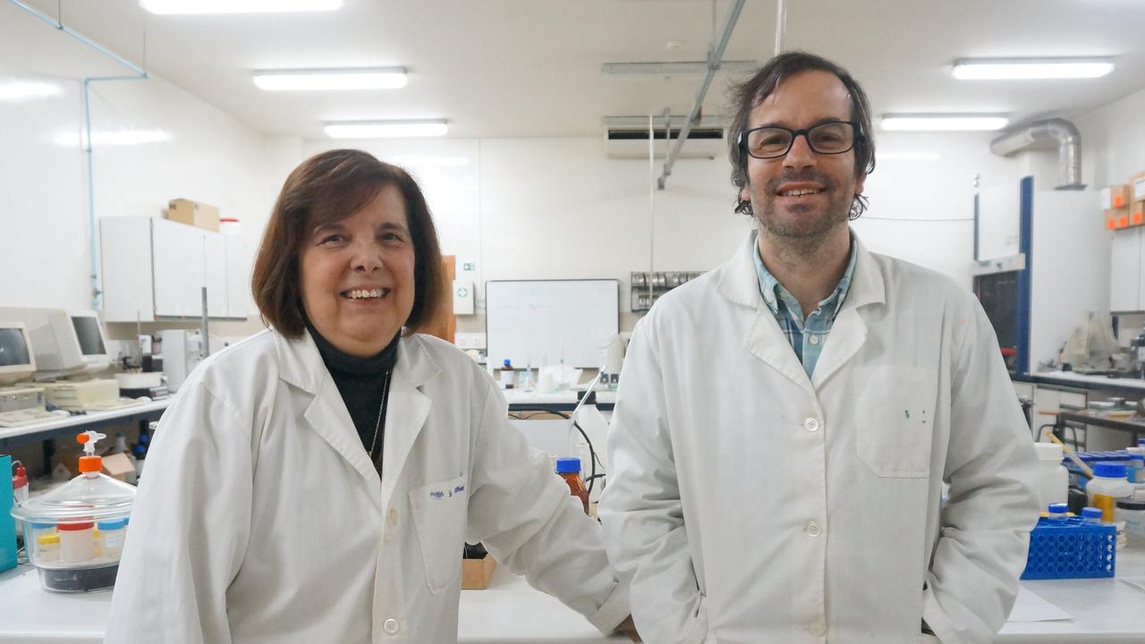 Graça Rasteiro e José Gamelas