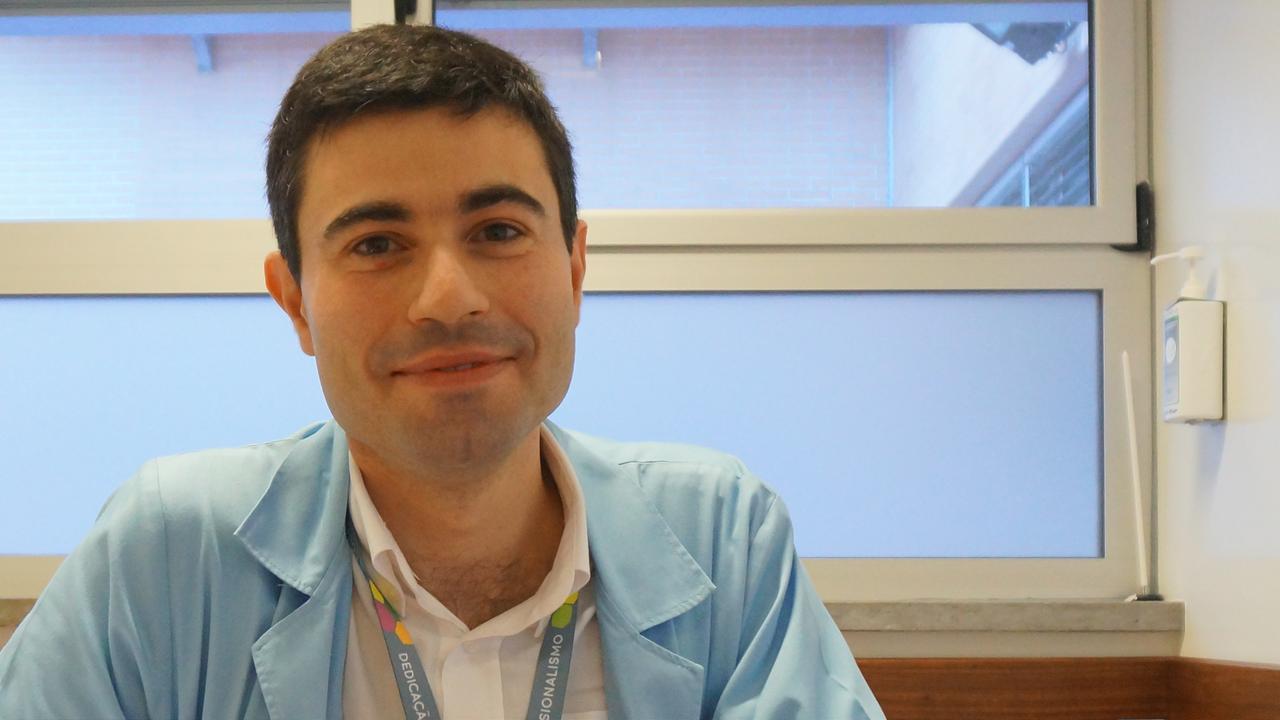 Filipe Palavra é neurologista pediátrico e docente da FMUC