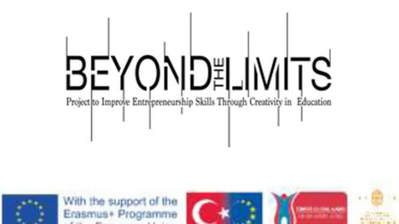"Projeto ""Beyond The Limits: Developing Entrepreneurship via Creativity in Schools"""