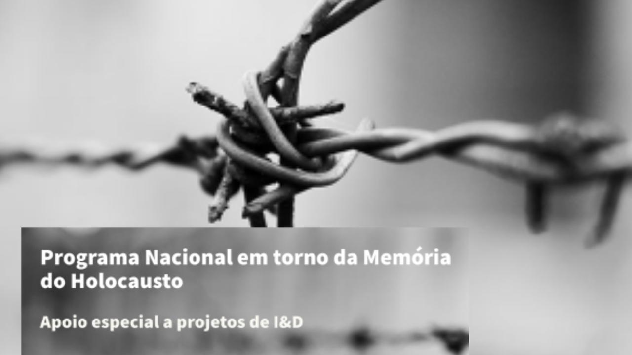 Programa Nacional em torno da Memória do Holocausto financiará dois projetos da Universidade de Coimbra
