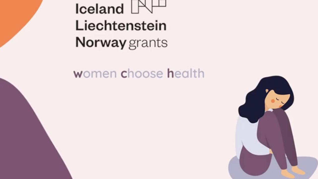 INICIATIVA WOMEN CHOOSE HEALTH APRESENTADA