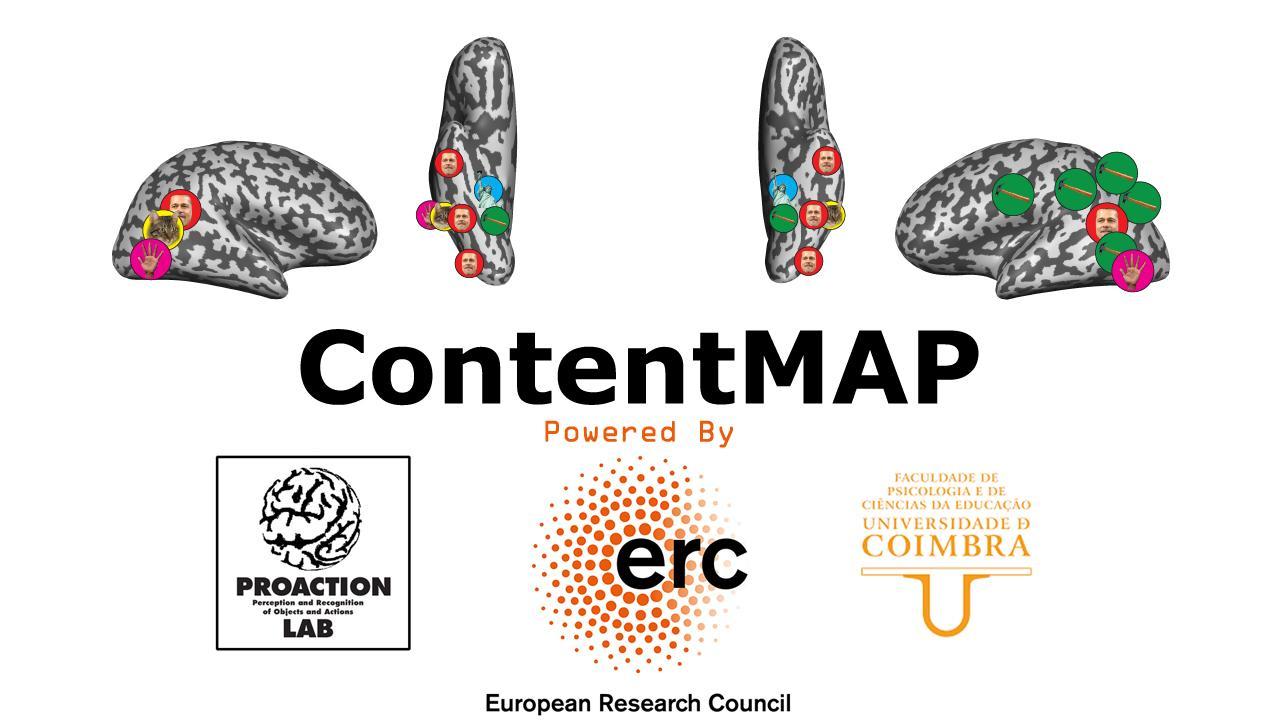 """Sessão pública de apresentação do Projeto """"ContentMAP"""""""