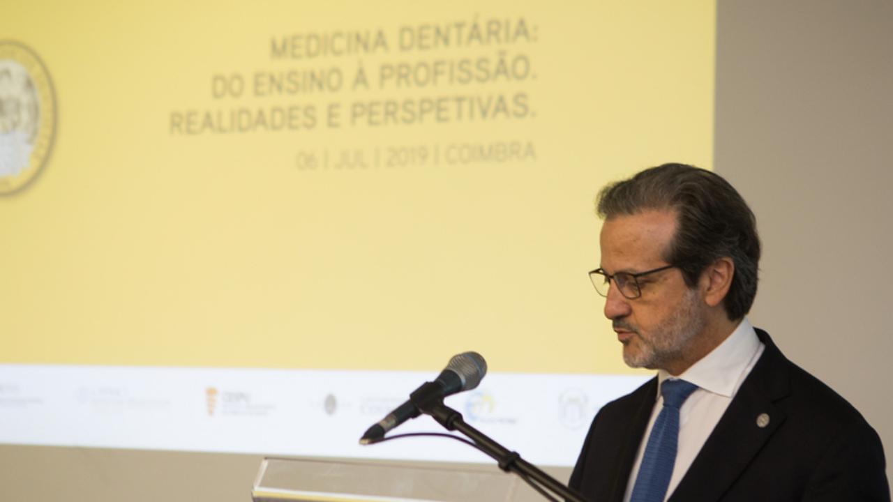 Dr. Orlando Monteiro da Silva, Bastonário da OMD