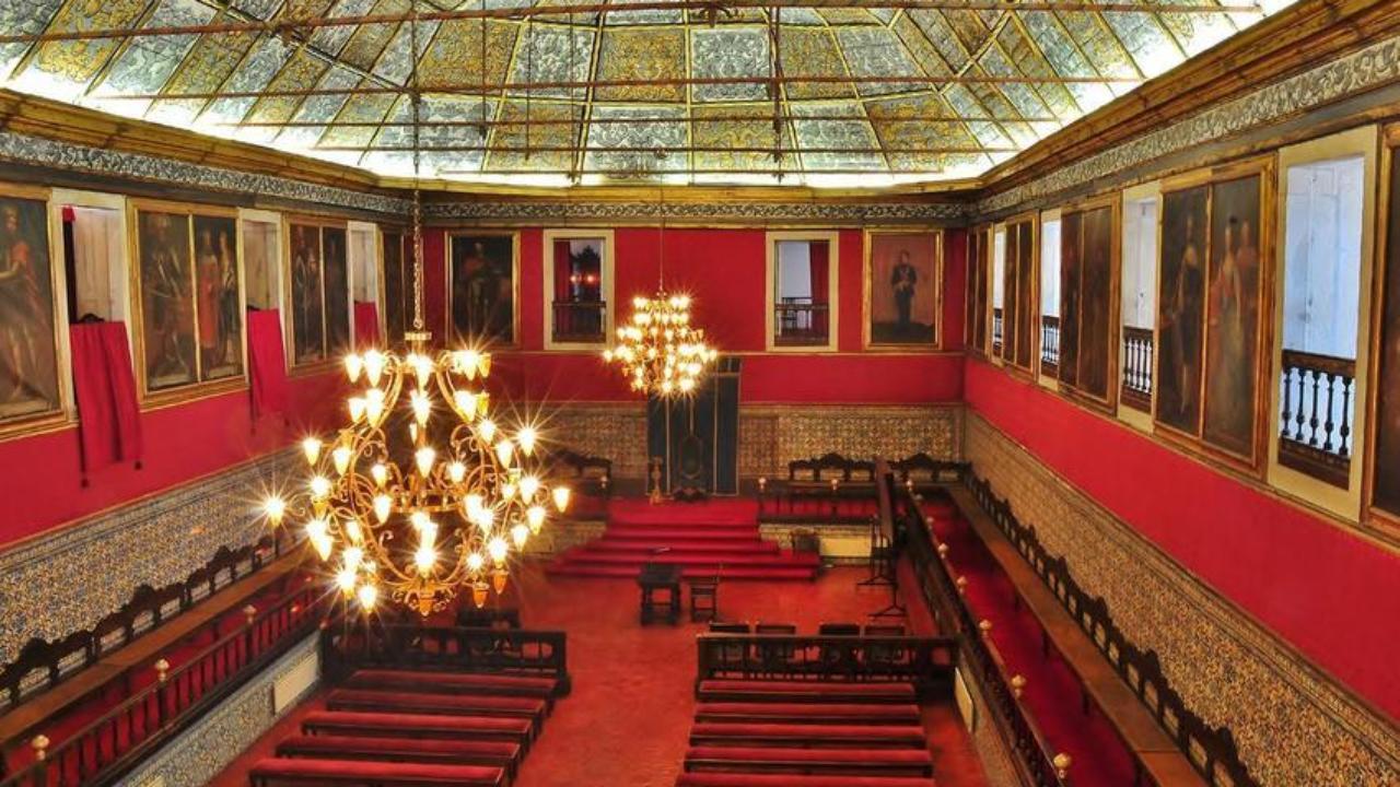 Sala dos Capelos