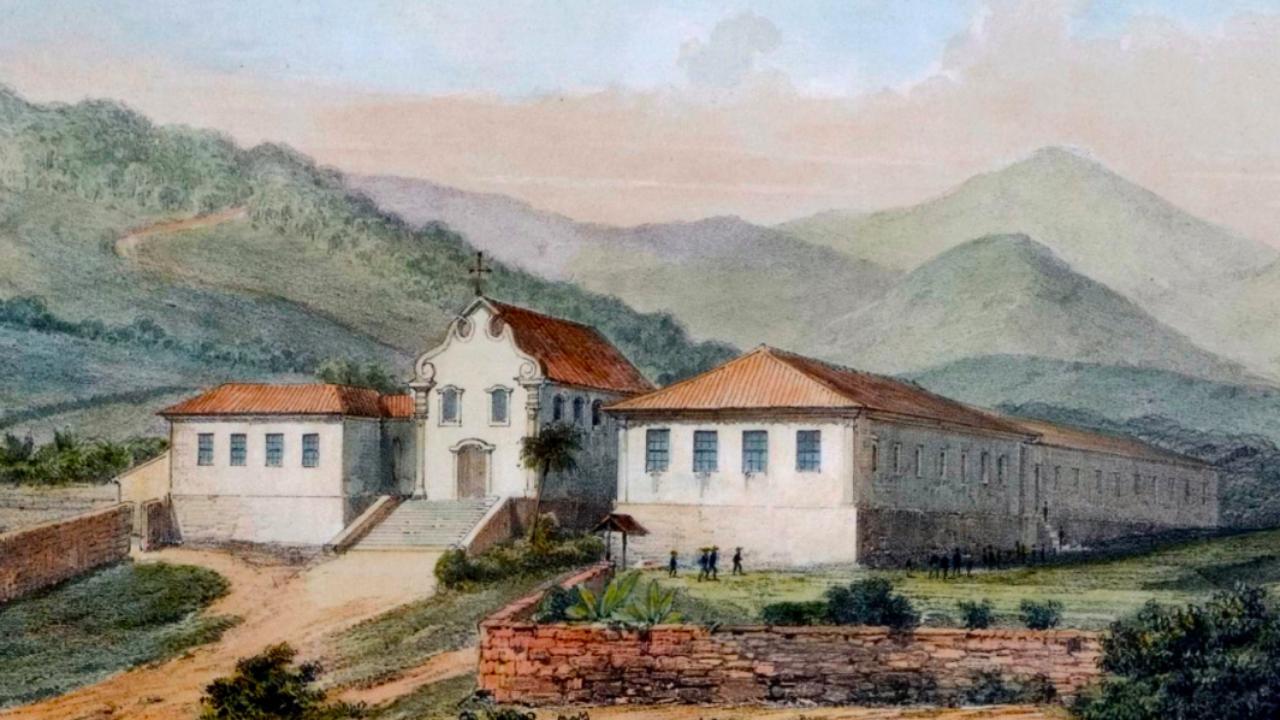 Seminário da Boa Morte, Mariana (Brazil)