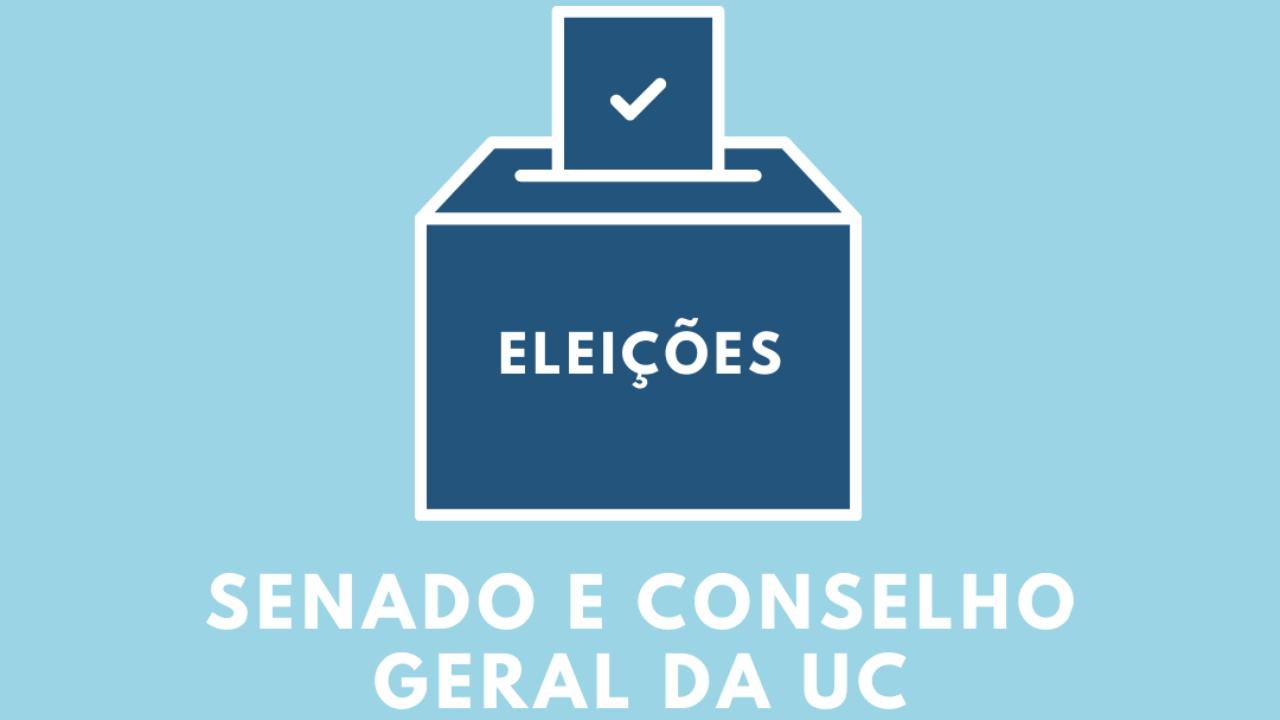 Eleições UC