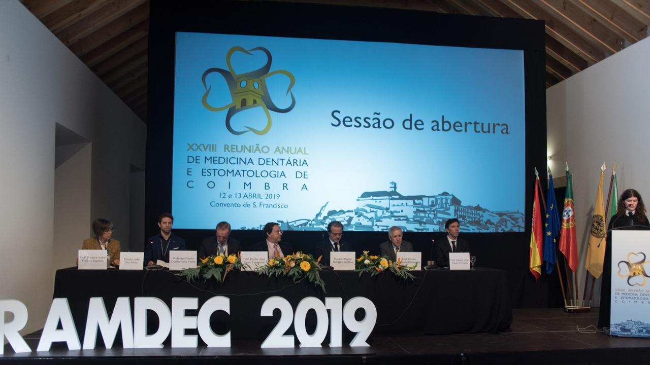 Reunião Anual de Medicina Dentária e Estomatologia de Coimbra