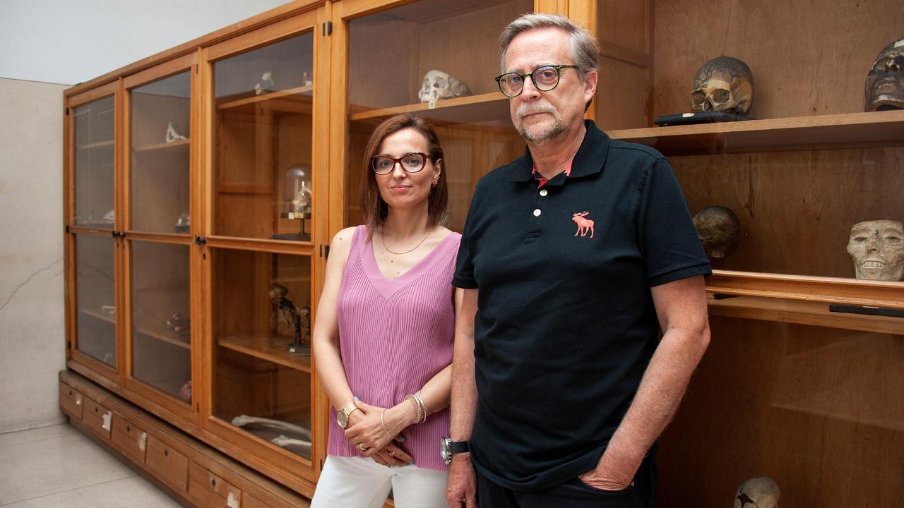 Ana Telma Pereira e António Ferreira de Macedo